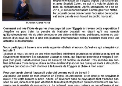 Aujourd'hui le Maroc