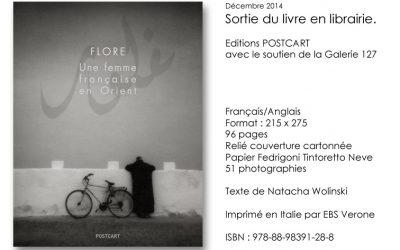 Le livre «Une femme française en Orient» en librairie