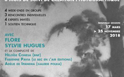 MARS 2018 – FotoMasterclass#2 avec Sylvie Hugues