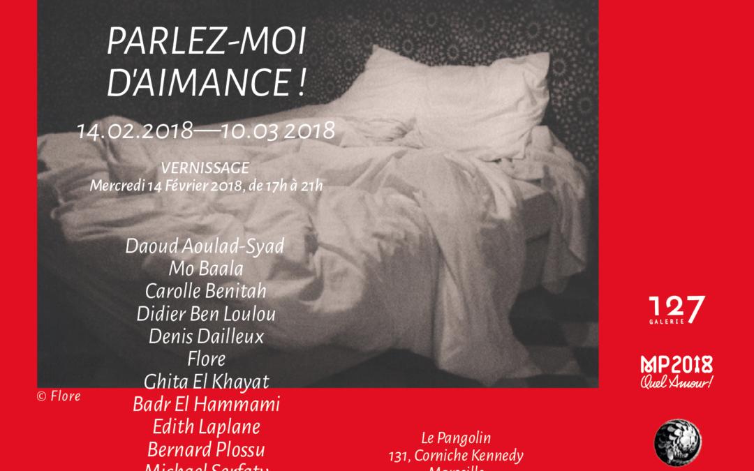FÉVRIER 2018 – Exposition à Marseille
