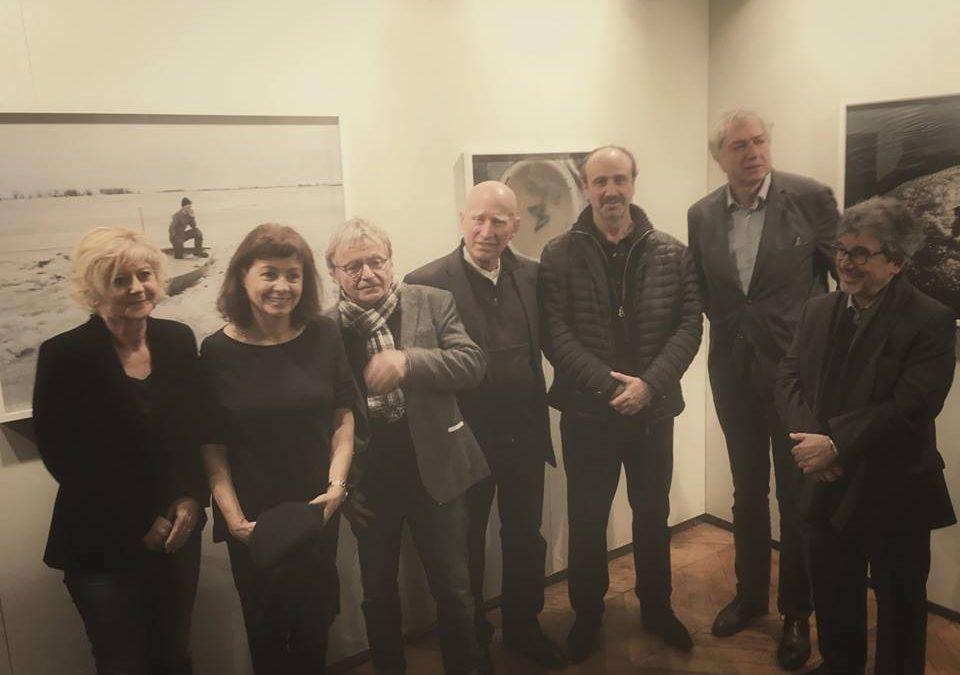 Lauréate du Prix de Photographie de l'Académie des beaux-arts – Marc Ladreit de Lacharrière