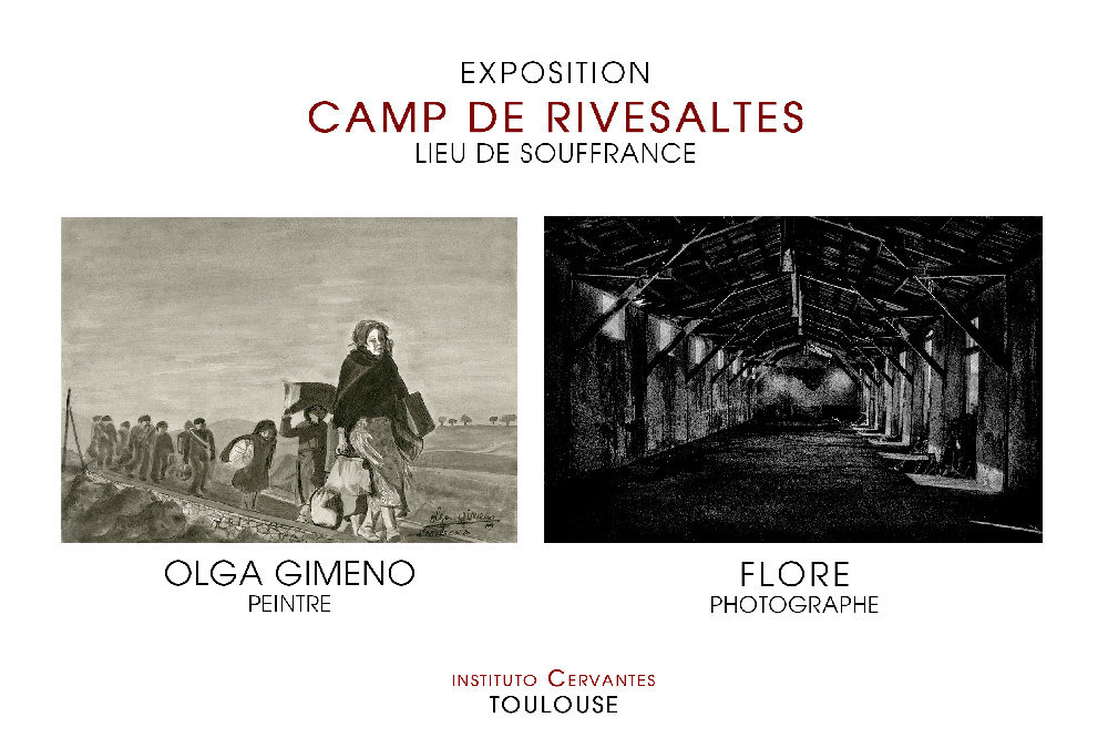 MAI 2019 – Exposition à l'Instituto Cervantes de Toulouse