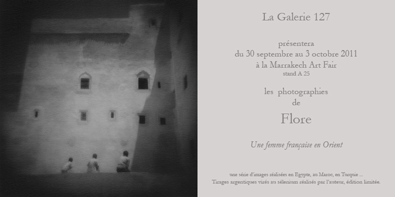 Marrakech Art Fair 2011