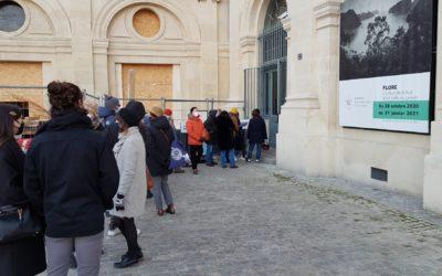 JANVIER 2021 – Exposition OUVERTE à l'Académie des Beaux-arts
